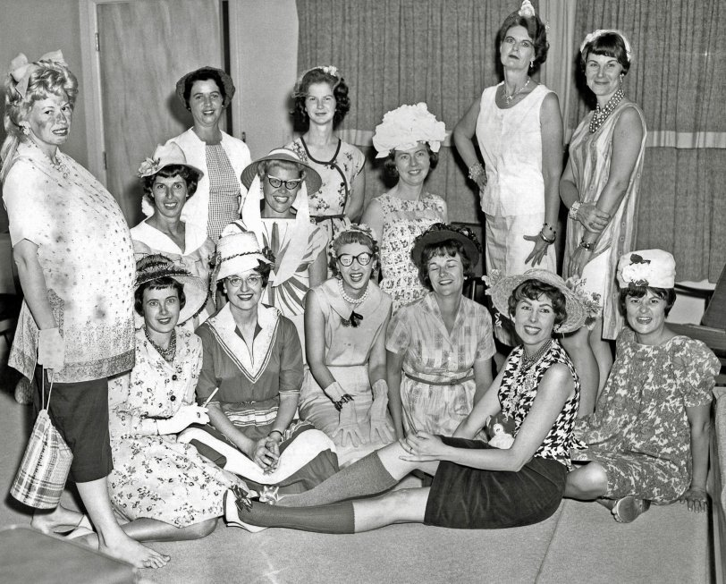 Mad Hatters: 1965