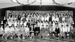 Eighth Grade: 1968