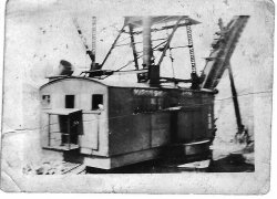 Steam Shovel 1926