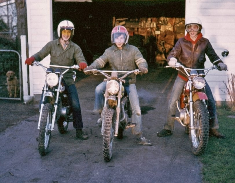 Out for a Ride: 1970