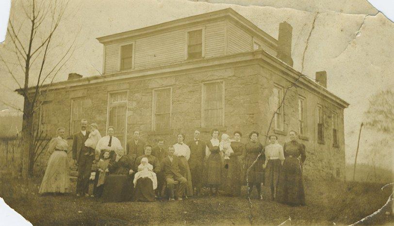 Stone House Freeport, Ohio