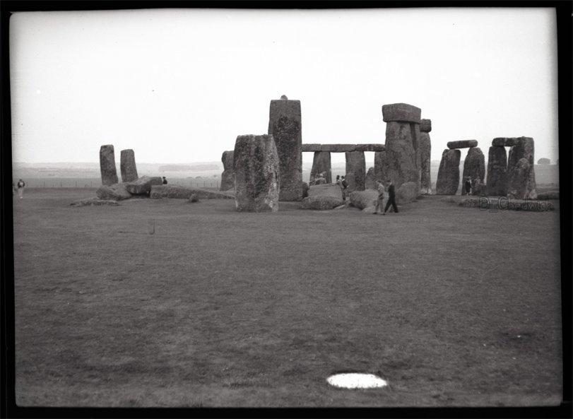 Stonehenge c.1930