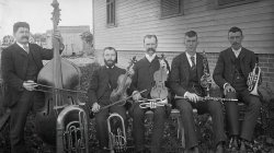 Strike Up the Band  c.1895