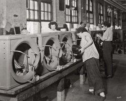 Sturtevant Factory: 1945