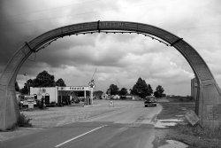 Entering Missouri