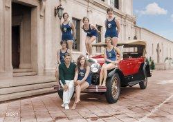 Team Cadillac: 1927