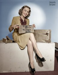 The Total Package (Colorized): 1943