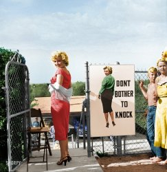 The Babysitter (Colorized): 1952