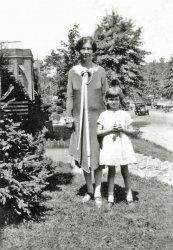Mother, circa 1921