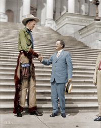 The Upper Hand (Colorized): 1919