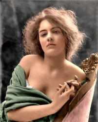 Thisbe Redux (Colorized): 1900