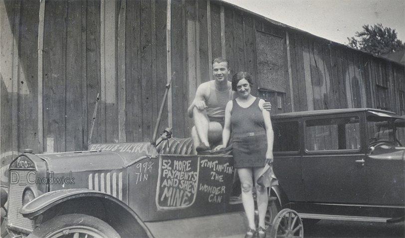 Tin Tin Tin: 1927