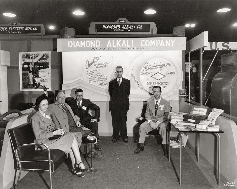 Diamond Alkali: 1950ish