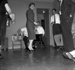 Turn it up, c. 1956