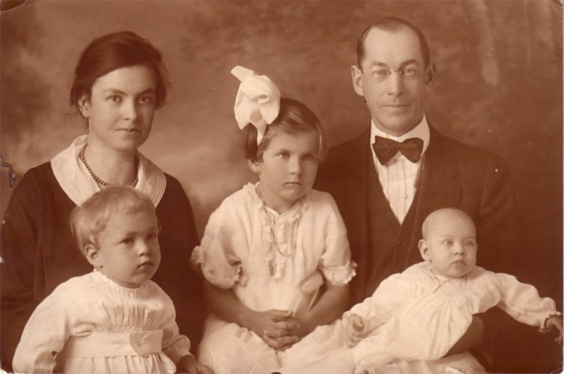 The Kids (and the parents) 1920