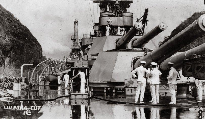 Culebra Cut: 1929
