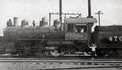 Union Pacific 4709: 1920