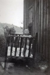 Richard restrained: 1952