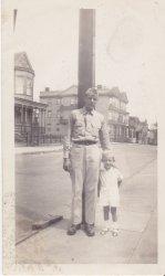 Uncle Robert Gruber: 1945