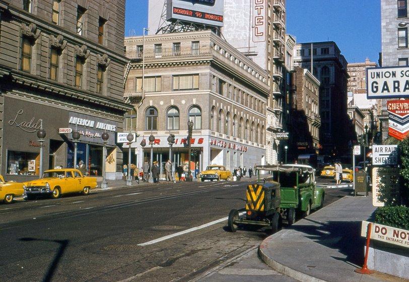 Union Square: 1958
