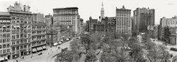 Union Square: 1910