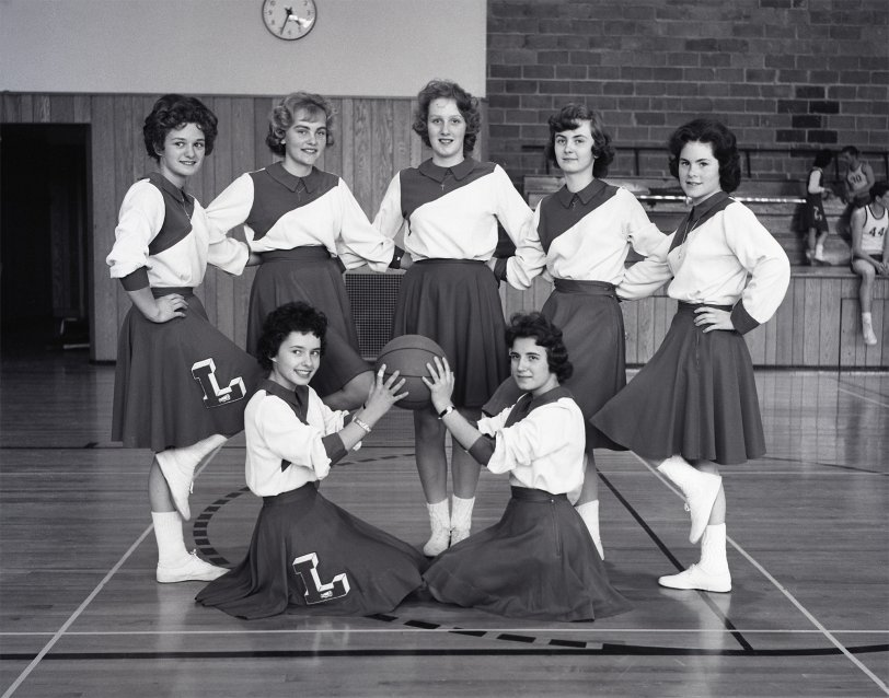 LaFargeville Cheerleaders