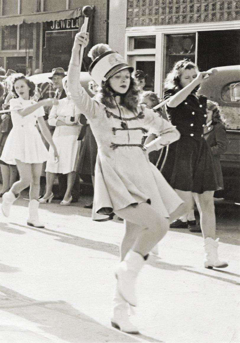 V-E Day: 1945
