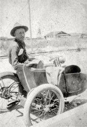 Grandpa Bill: 1918