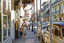 French Quarter: 1956