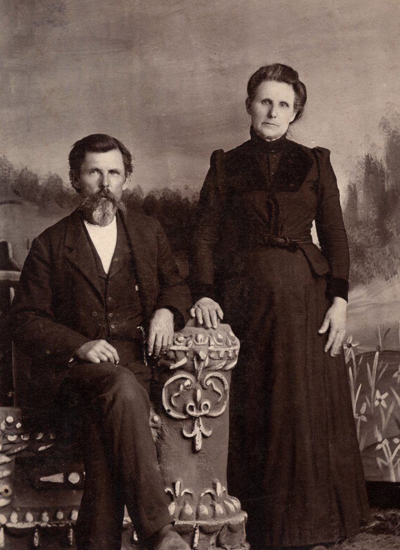 Great-Great Grandparents: 1904