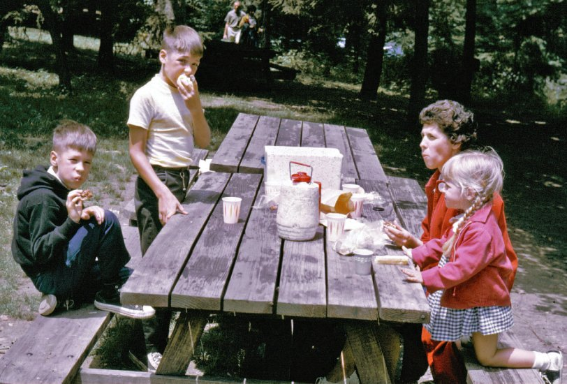 Lunch Stop: 1967