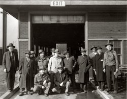 Sanitation Workers: 1940s