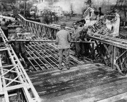 Bridge Work: 1944