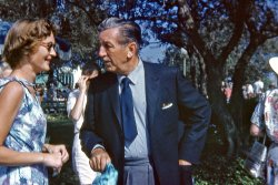 Mom and Uncle Walt: 1959