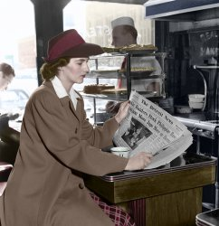 War News (Colorized): 1942