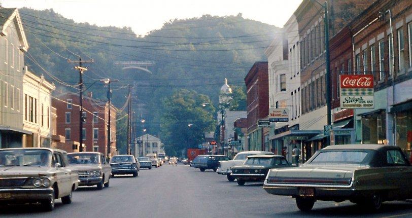 Montour Falls: 1970