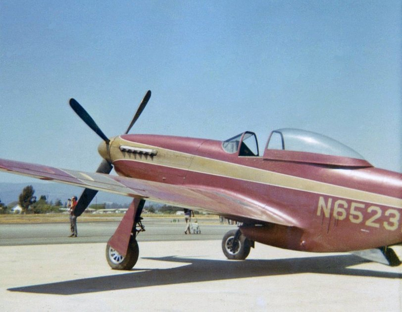 P-51 Mustang: 1970