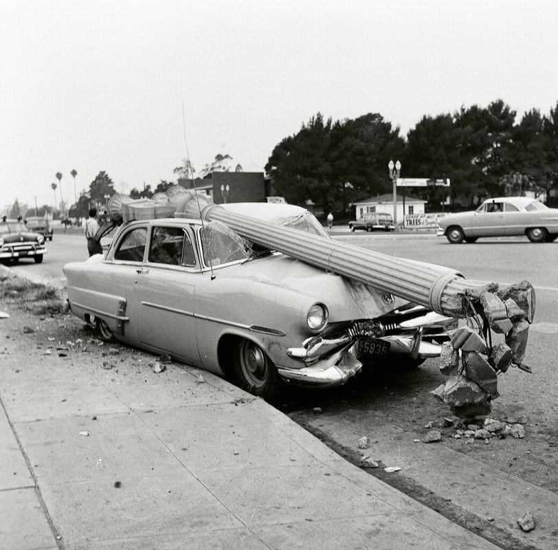 Stop Light: 1950s