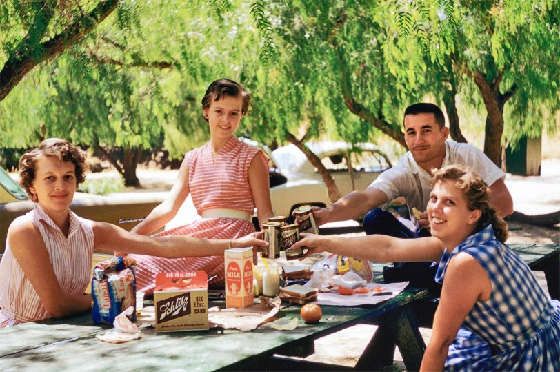 California Picnic: 1959