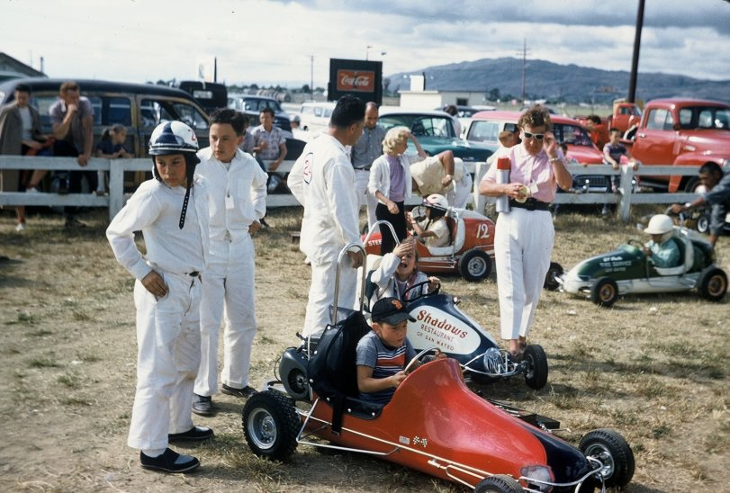 A Day at the Races: 1958