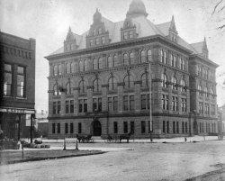 Peoria City Hall: 1899
