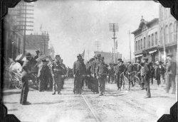 Leaving for War:1898