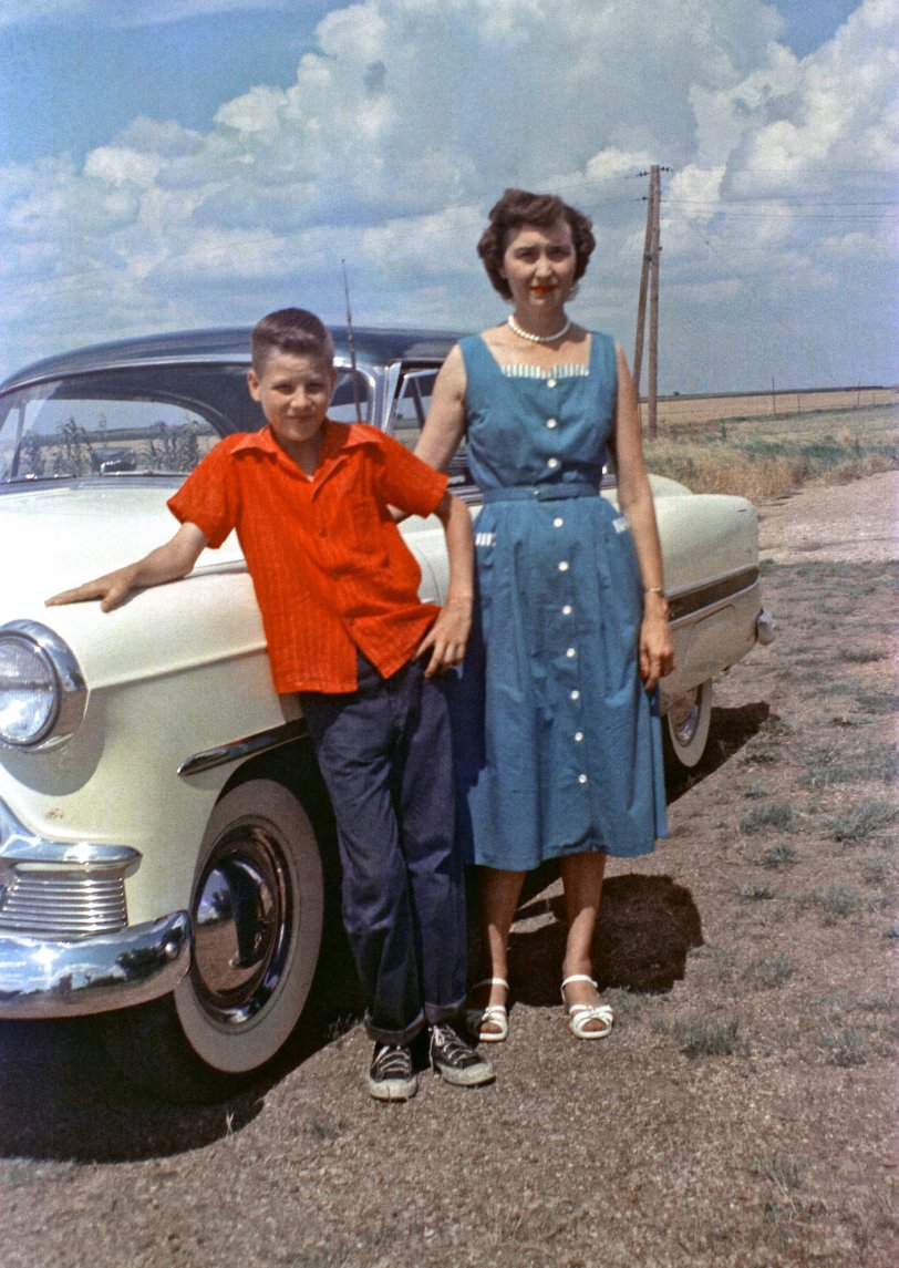 Aunt Jake and Uncle Buck: 1954