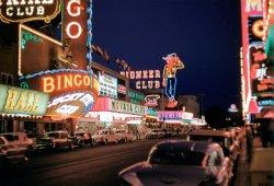 Kodachrome Vegas: 1958