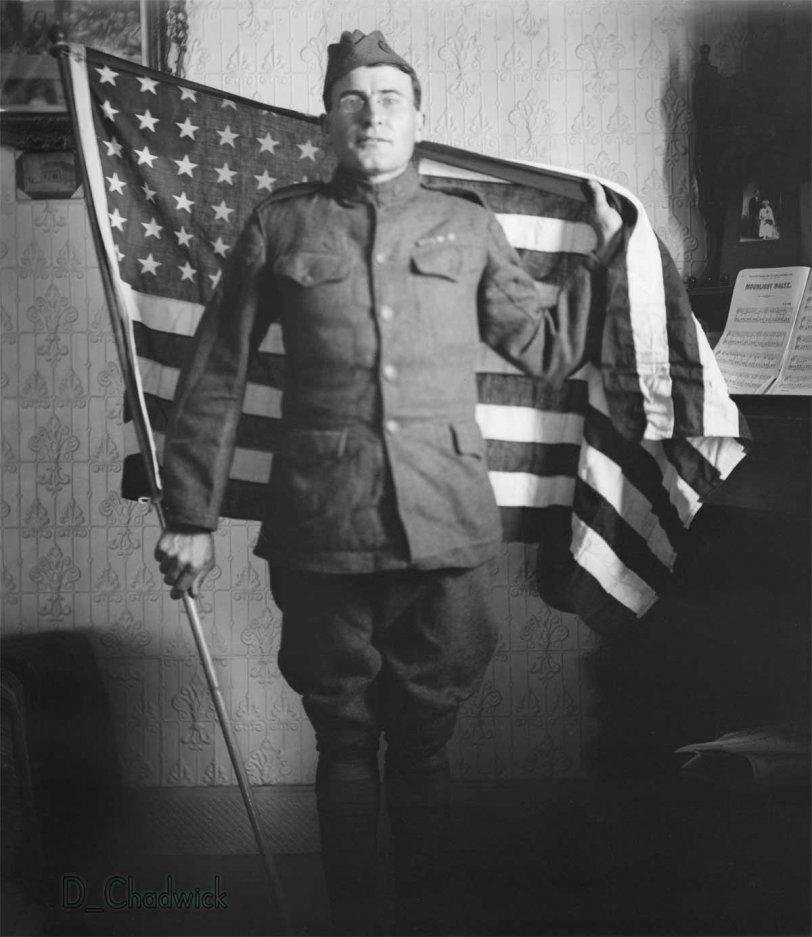 Yankee Doodle Dandy: c. 1919