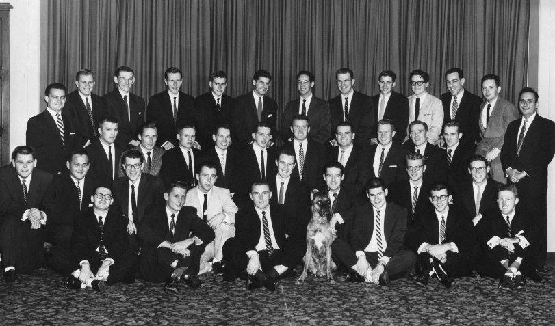 Zeta Chi Sigma: 1955