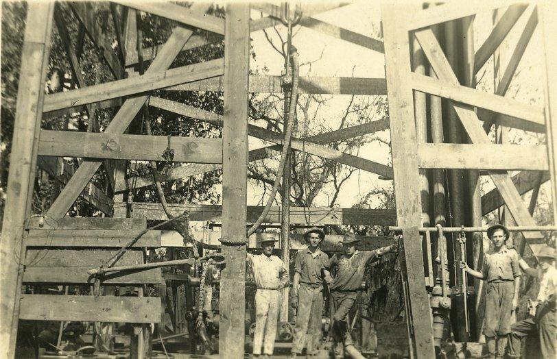 Drilling Crew