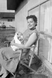Arlene and Me: 1954