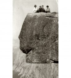 Glacier Point c. 1920