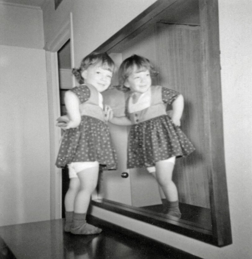 Mirror Mirror on the Wall: 1957